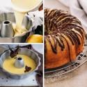 Bundt cake ciambellone antiaderente Decora