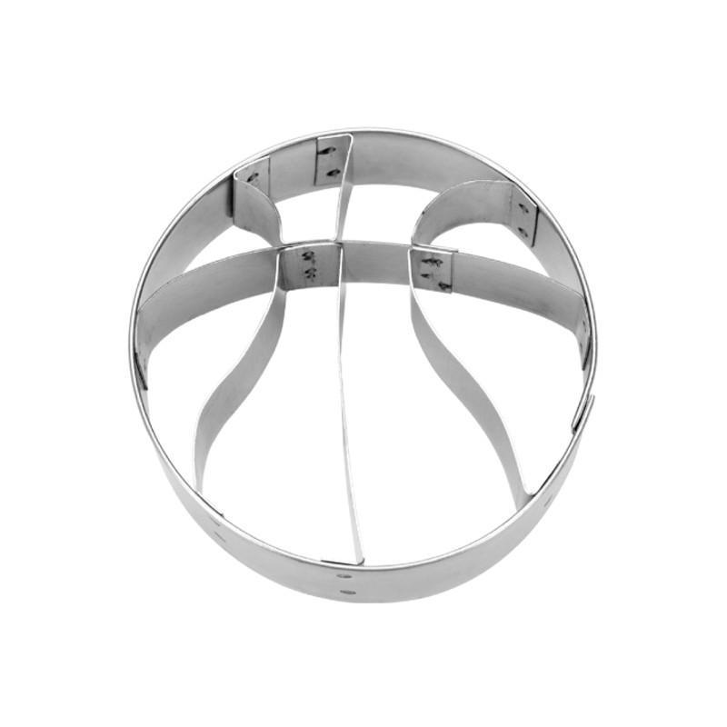 Palla da Basket cm 6 tagliabiscotti inox
