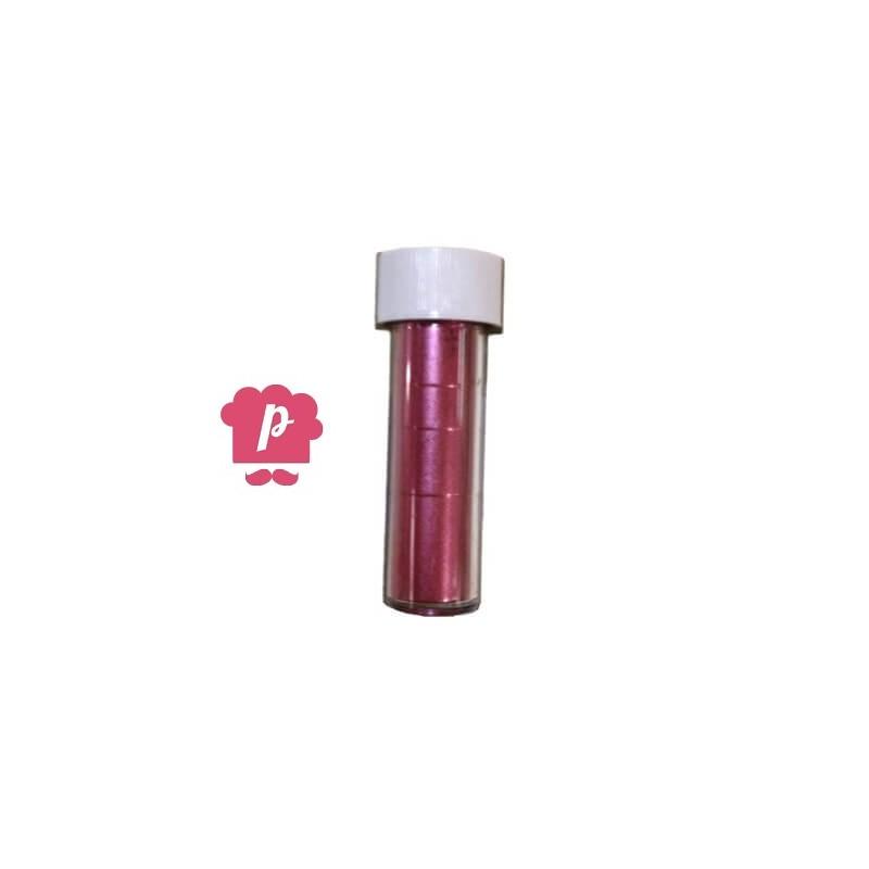 Rosso chiaretto perlato alimentare polvere