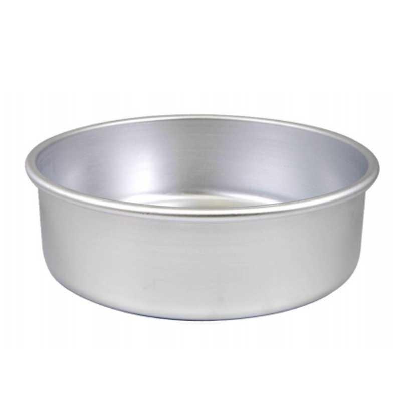 Tortiera cilindrica ø cm 32 h cm 8 in alluminio