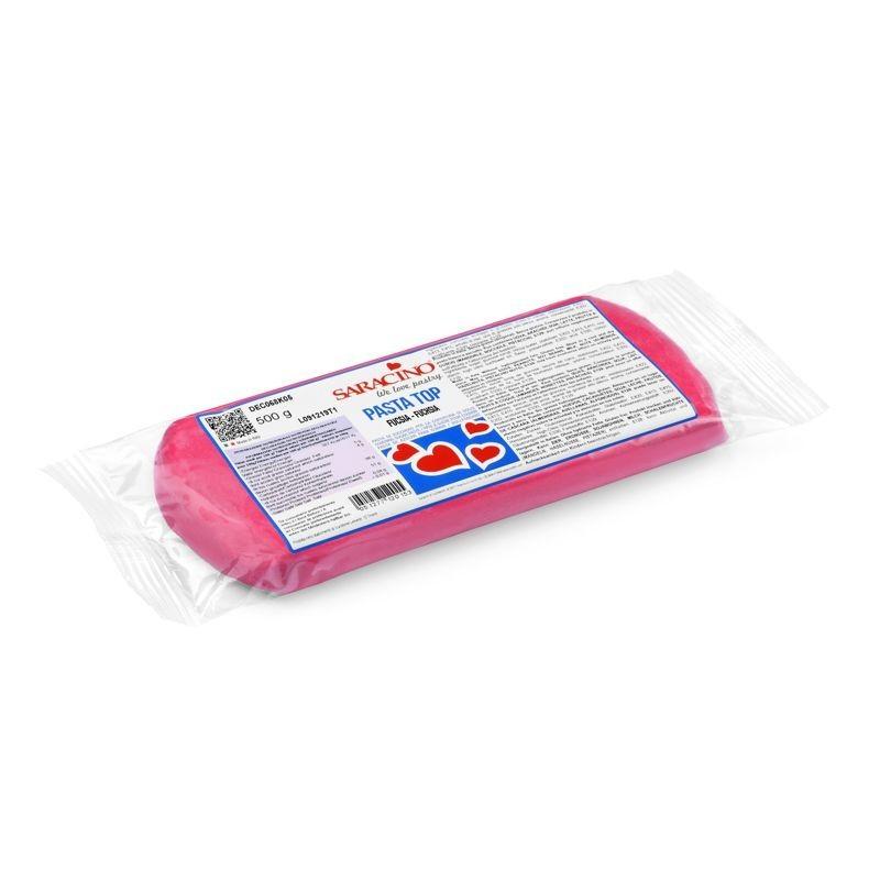 Pasta top da copertura Saracino g 500 fuxia