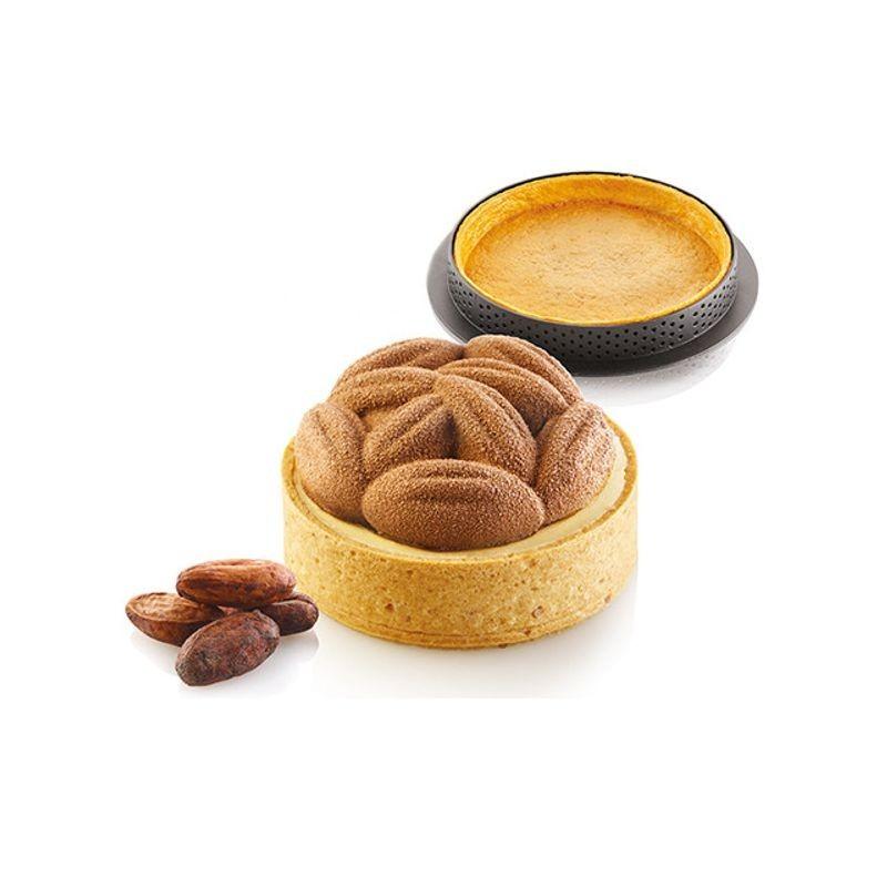 Kit Tarte ring Cocoa Silikomart