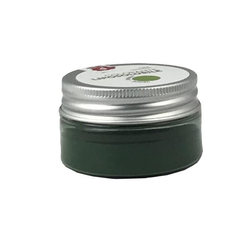 Colorante verde polvere liposolubile