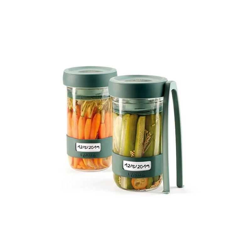 Kit fermentazione e sottaceto Pickles Lékué