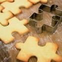 Puzzle mini cm 4 formina tagliabiscotti