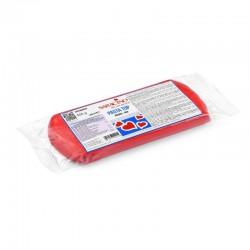 Pasta top da copertura Saracino kg 1 rosso