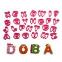 Tagliapasta Lettere Alfabeto XL Decora