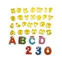 Tagliapasta Lettere e Numeri piccoli Decora