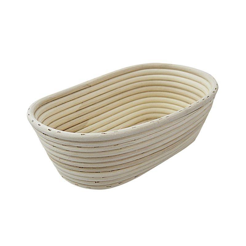 Cestino rigapane in legno Ovale Speciale