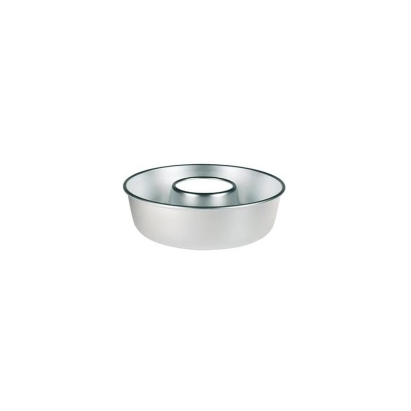 Ciambella liscia in alluminio ø cm 30 h mm 85