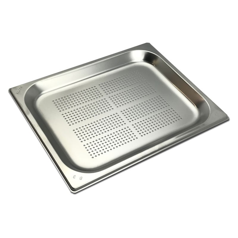 Gn  perforated food pans 1/2