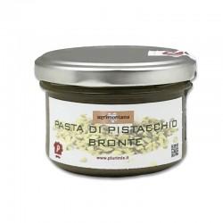 Pasta di pistacchio pura di Bronte al 100% - g 200