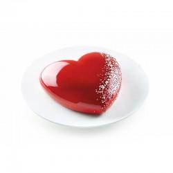Amore stampo a Cuore in silicone ø cm 14 h cm 5
