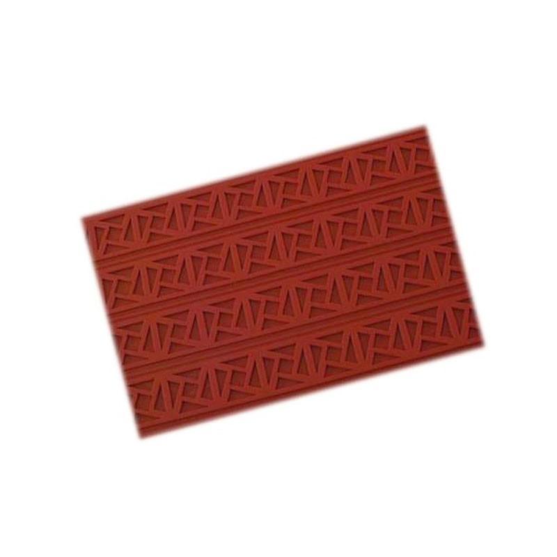 Tapis Relief - 10 - greca quadri - Silikomart