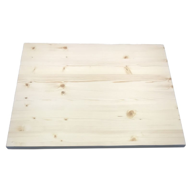 Tavola Spianatoia per impastare in abete lamellare monostrato  cm 50 x 60