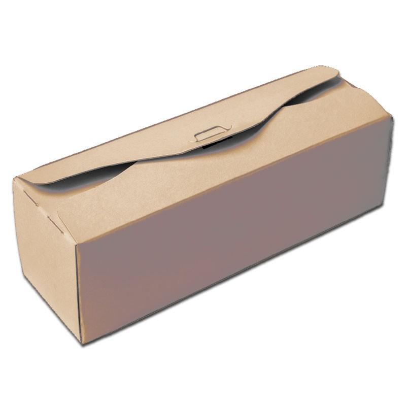 Scatola porta macaron ecolife kraft - pz 4