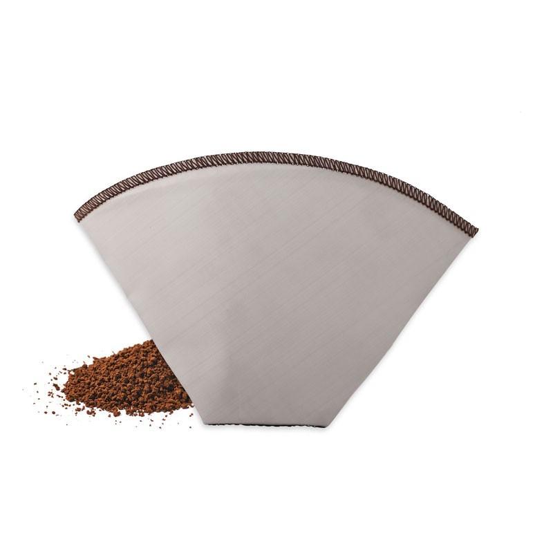 Filtro in acciaio per caffé - 4 tazze
