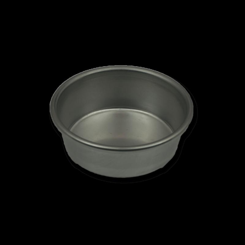 Tortiera conica bassa - alluminio ø cm 12  h mm 45