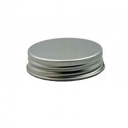 Tappo a vite d.48 mm in alluminio