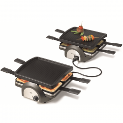 Raclette / Pizza Grill FourFour Basic - Stockli