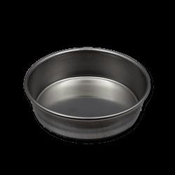 Tortiera conica bassa - alluminio ø cm 16  h mm 45