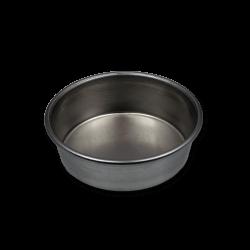 Tortiera conica bassa - alluminio ø cm 14  h mm 45