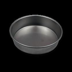 Tortiera conica bassa - alluminio ø cm 18  h mm 45