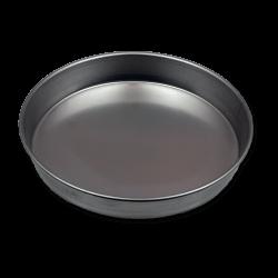 Tortiera conica bassa - alluminio ø cm 28  h mm 45