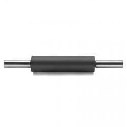 Mattarello in acciaio inox + rivestimento antiaderente - cm 30
