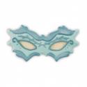 Maschera di Carnevale ø cm 10 formina tagliapasta inox