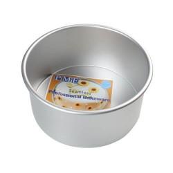Tortiera cilindrica in alluminio ø 15 - h cm 10