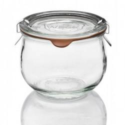 Barattolo in vetro per sterilizzare Tulpen Weck 580 ml