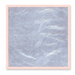 Foglio argento cm 8 x 8 edibile