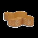 Stampo Colomba monouso gr 750 - 2 pz