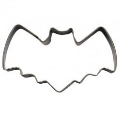 Pipistrello Bat Halloween cm 8 tagliabiscotti inox