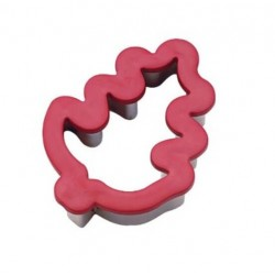 Forma tagliabiscotti Foglia Quercia Comfort Grip