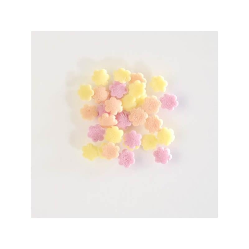 Zuccherini fiorellini assortiti ø mm 7 - 100 g