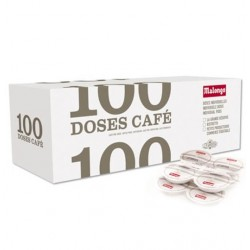 CIALDA Caffè Ristretto Biologico (100 PZ)