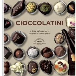 CIOCCOLATINI Cook'in box di Joelle Néderlants - guido tommasi editore