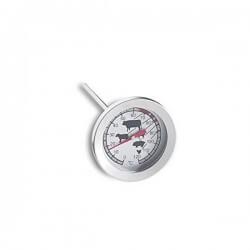 Termometro per arrosti da +0°C a +120°C