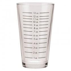 Bicchiere graduato in vetro per cocktail - 500 ml