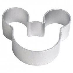 Mickey Mouse - Minnie ø mm 40/20 formina tagliabiscotti inox