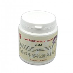 Carragenina K - E407 - 100 g