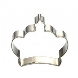 Corona ad 1 punta mm 66 formina tagliabiscotti inox