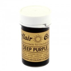 Deep purple porpora pasta concentrata g 25