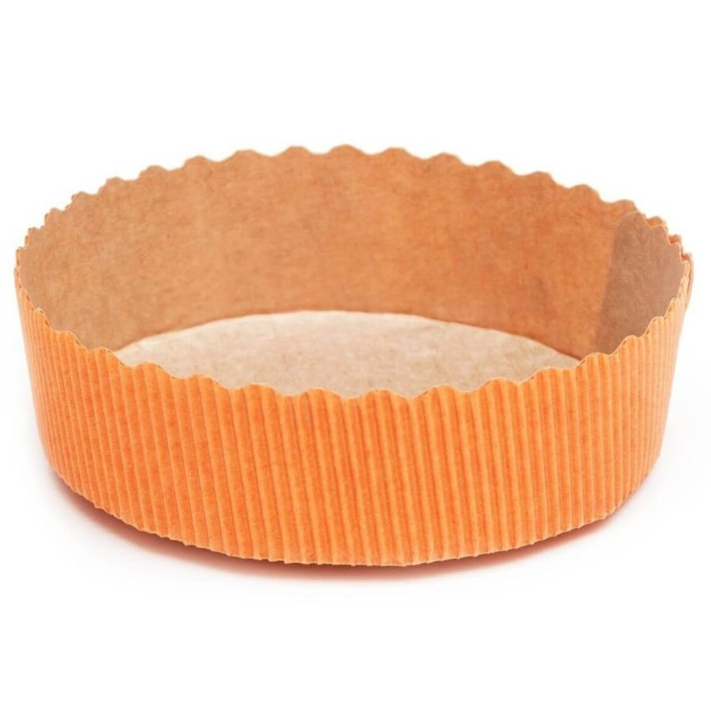 Stampo tortina monouso ø cm 10 - 9 pezzi assortiti