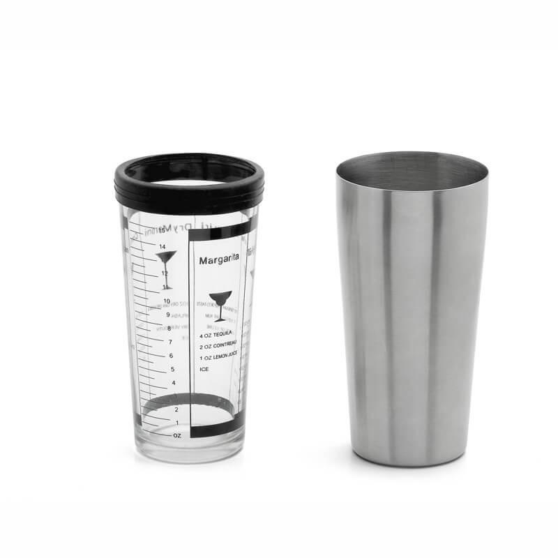 Cocktail shaker Boston ml 500