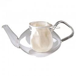 Filtro in cotone per té e tisane - ø cm 9