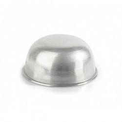 Stampo Zuccotto ø cm 8 - alluminio