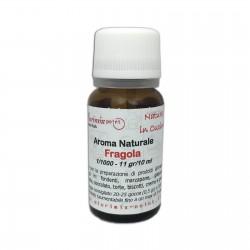 Aroma naturale Fragola 1/1000 - 10 ml